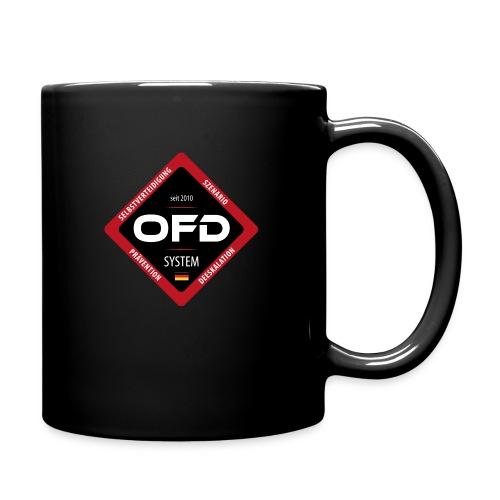 OFD Logo final - Tasse einfarbig