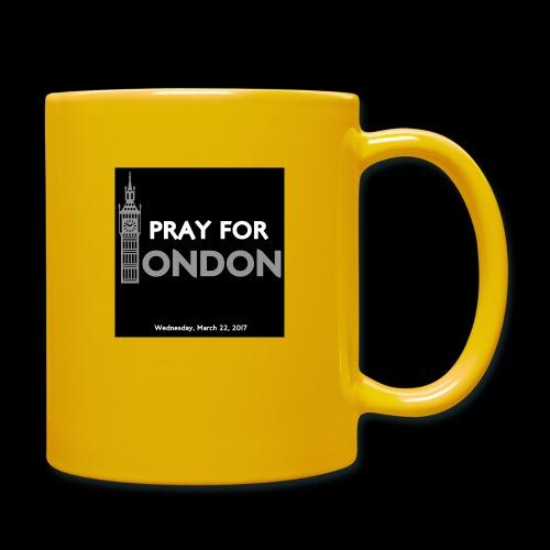 PRAY FOR LONDON - Mug uni