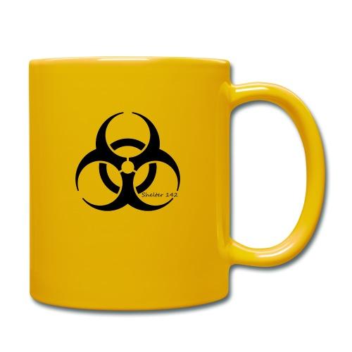 Biohazard - Shelter 142 - Tasse einfarbig