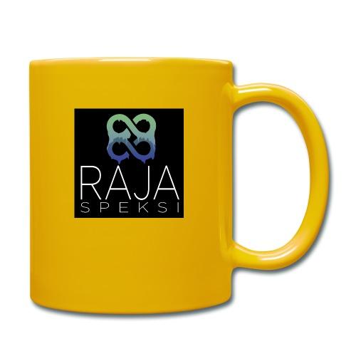 RajaSpeksin logo - Yksivärinen muki