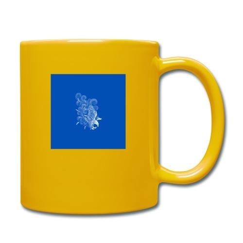 Windy Wings Blue - Full Colour Mug