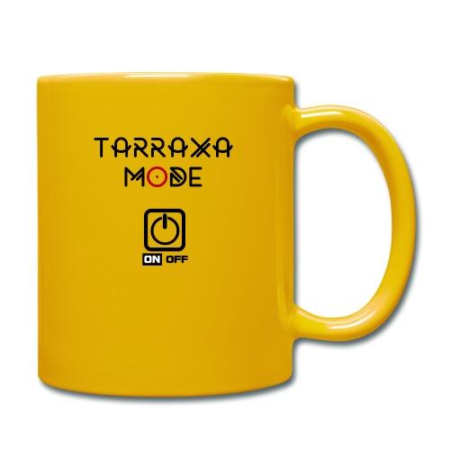 Tar Mode Black png - Full Colour Mug