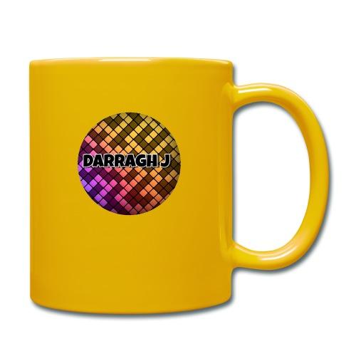 Darragh J logo - Full Colour Mug