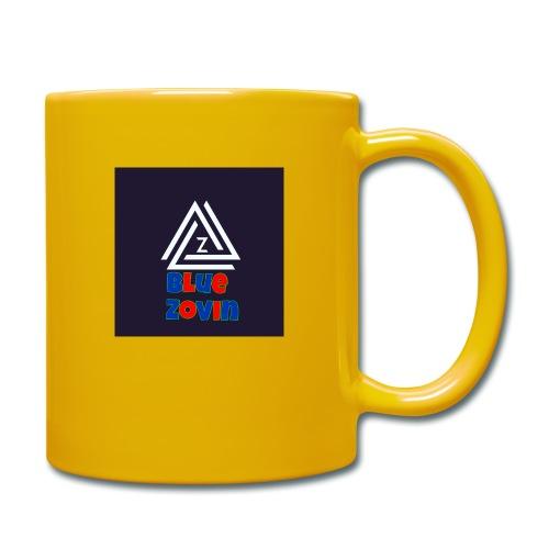BlueZovinshirt - Full Colour Mug