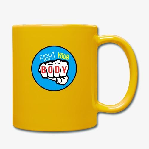logo fyb bleu ciel - Mug uni