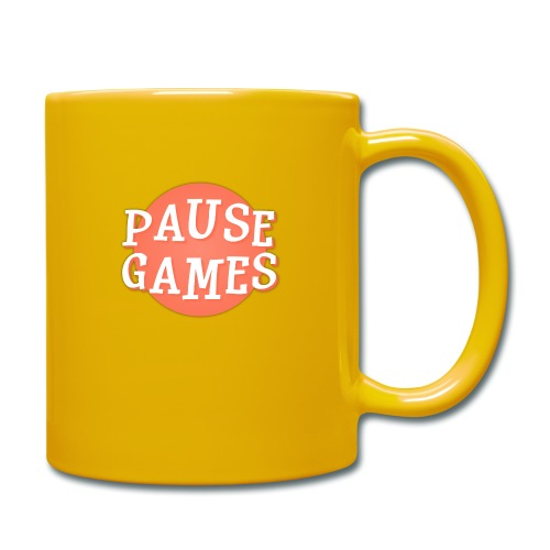 Pause Games Logo - Full Colour Mug