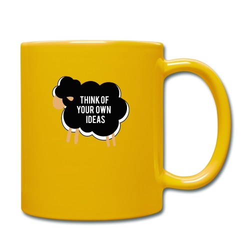 Think of your own idea! - Full Colour Mug