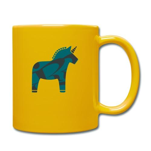 Swedish Unicorn - Tasse einfarbig
