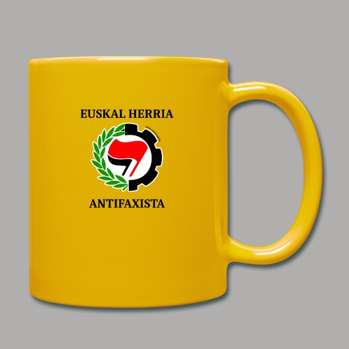 EH antifaxista pour fond clair - Mug uni