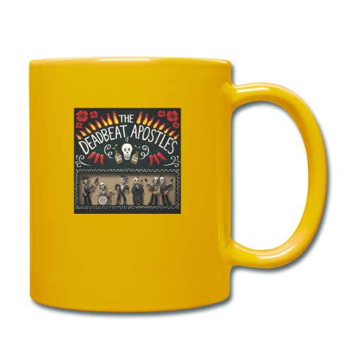 The Deadbeat Apostles - Full Colour Mug