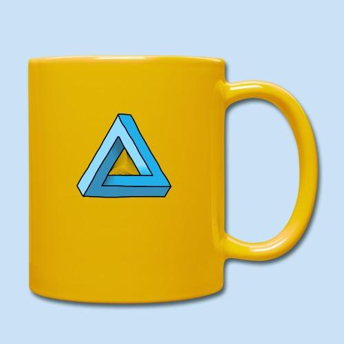 Triangular - Tasse einfarbig