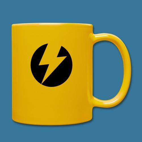 BlueSparks - Inverted - Full Colour Mug