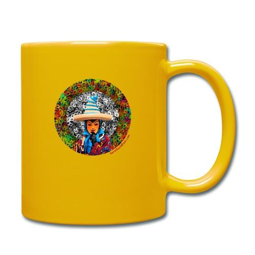 Fasnet - Tasse einfarbig