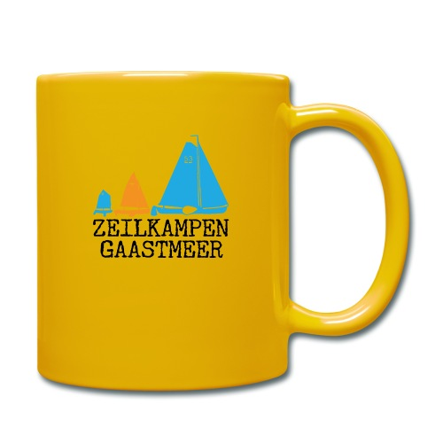 ZKG Zwart Merchandise - Mok uni
