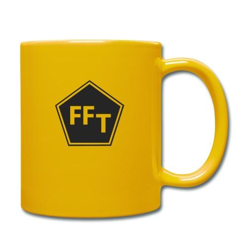 FFT B&W logo - Full Colour Mug