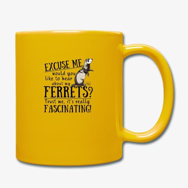 Excuse my Ferrets II