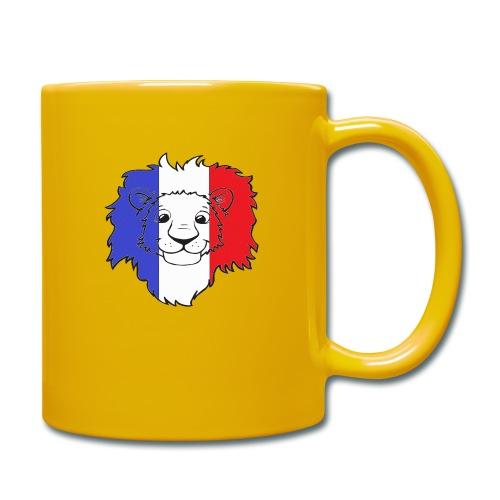Lion France - Mug uni