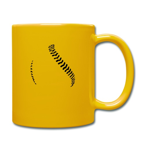 Baseball - Full Colour Mug