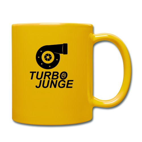 Turbojunge! - Tasse einfarbig