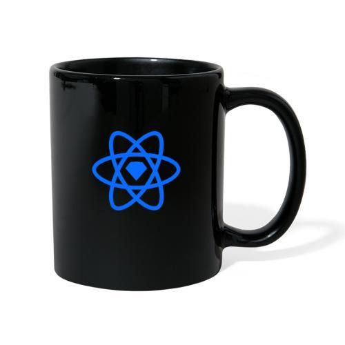 Sketch2React Logo Blue - Full Colour Mug