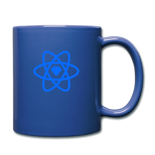 Sketch2React Logo Blue - Full Colour Mug