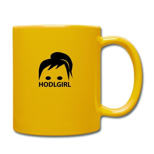 HODLGIRL - Tazza monocolore