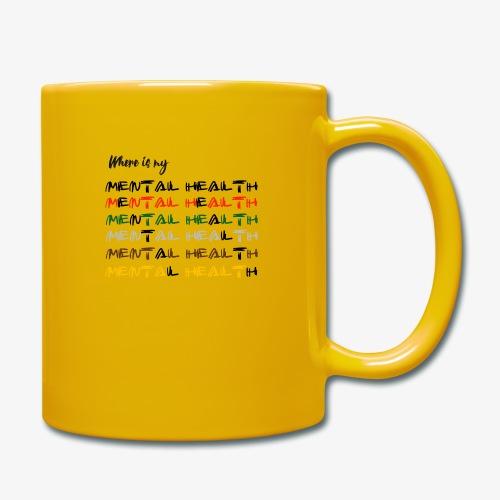 Where is my...? - Full Colour Mug