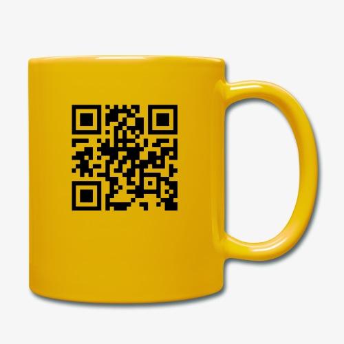 QR Code - Full Colour Mug