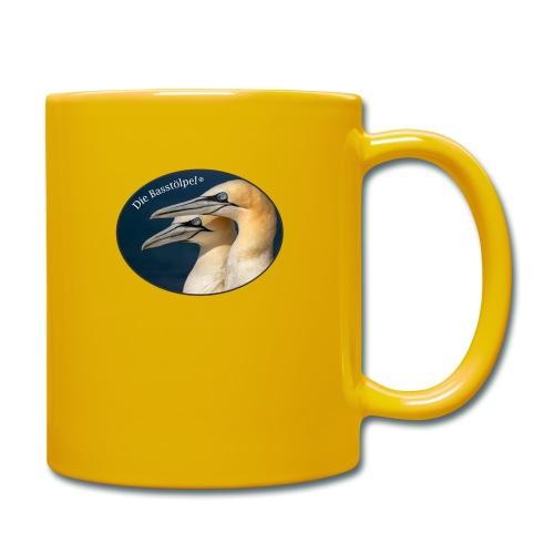 Die Basstoelpel LOGO - Tasse einfarbig