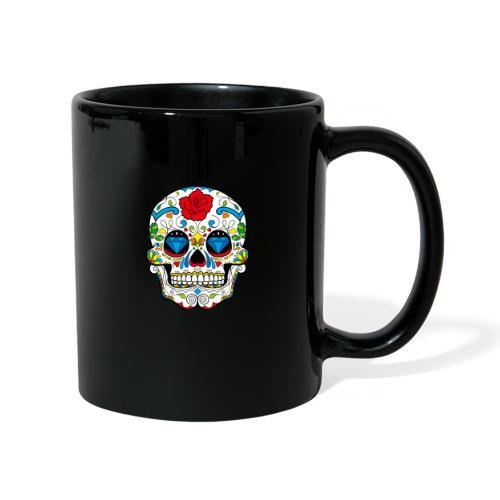 skull2 - Tazza monocolore