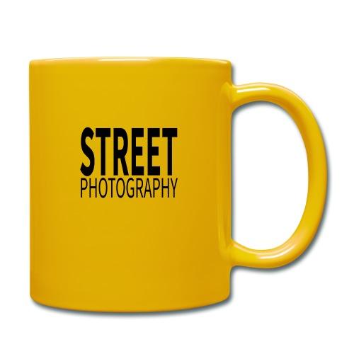 Street photography Black - Tazza monocolore