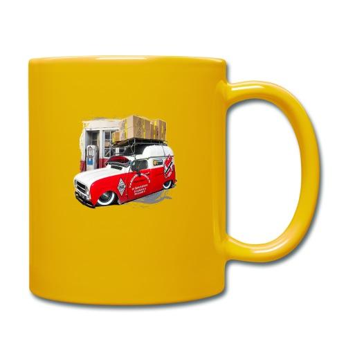 R4 4L F4 vehicules-anciens.fr - Mug uni