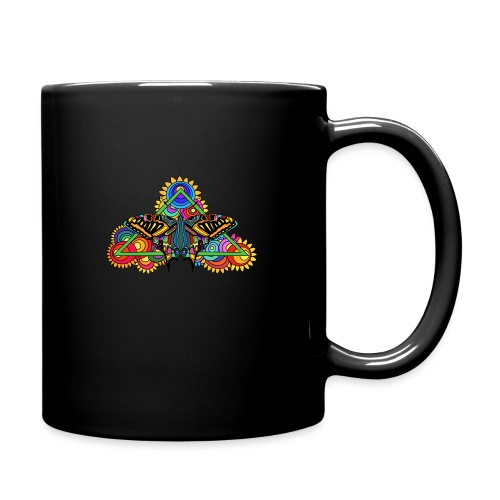 Happy Butterfly! - Tasse einfarbig