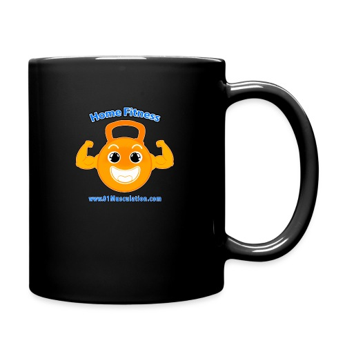 Logo 01Musculation Home Fitness Kettlebell - Mug uni