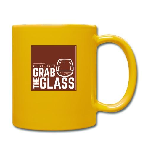 Grabtheglass LOGO - Tasse einfarbig