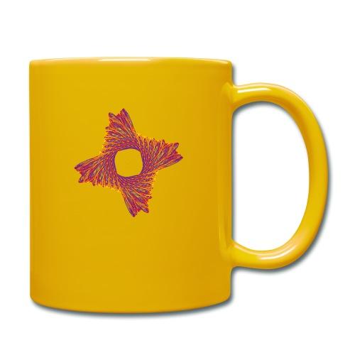rotierendes Lebensfeuer 12162bry - Tasse einfarbig