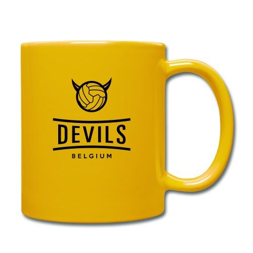 Belgique diables Diables football - Mug uni