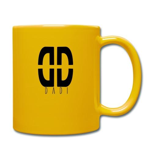dadi logo png - Tasse einfarbig