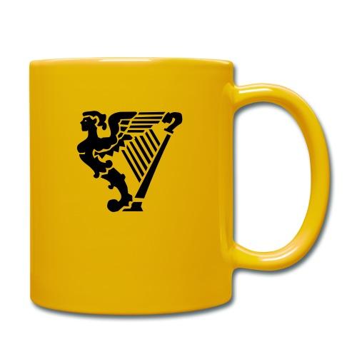 Irish Harp - Full Colour Mug