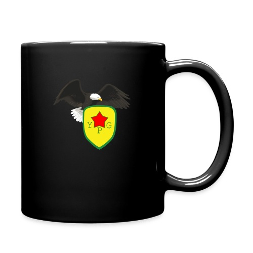 Mens Support YPG Hoodie - Yksivärinen muki