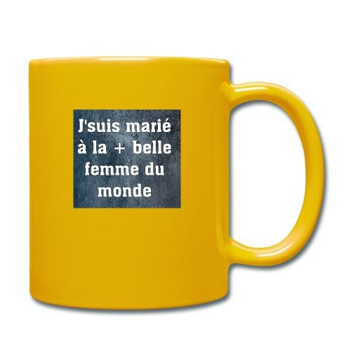 Homme et accessoires - Mug uni
