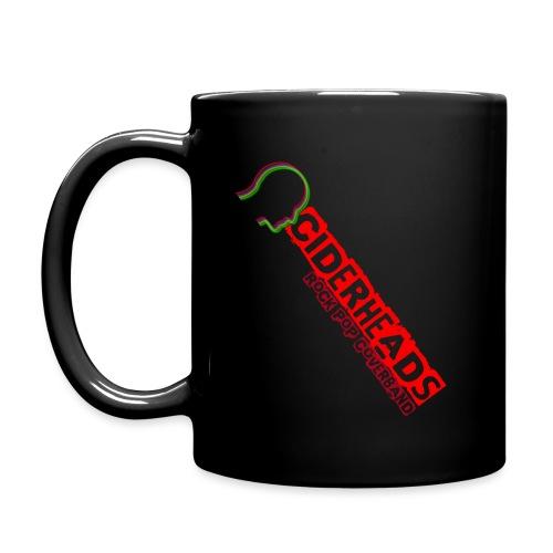ciderheads logo transpara - Tasse einfarbig