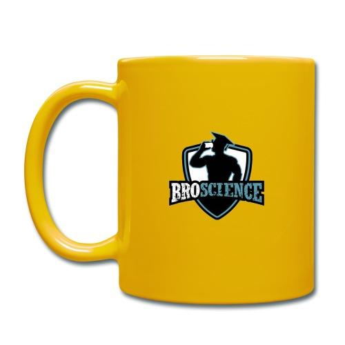 Broscience Logo - Tasse einfarbig