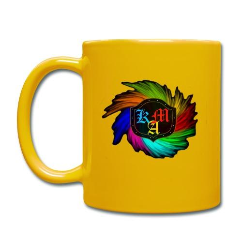 Spreadshirtcutout - Tasse einfarbig