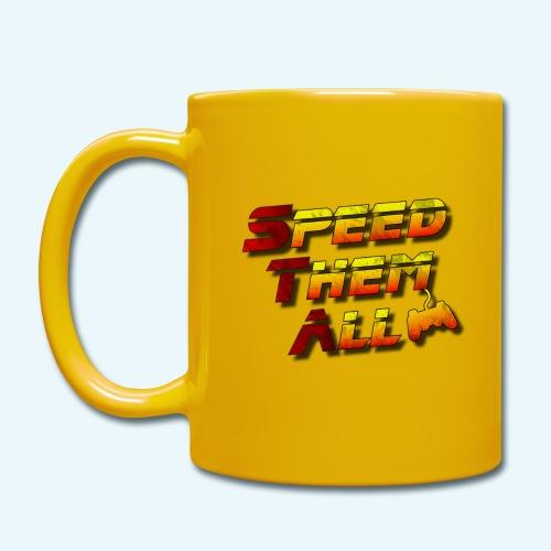 STA logo print - Mug uni