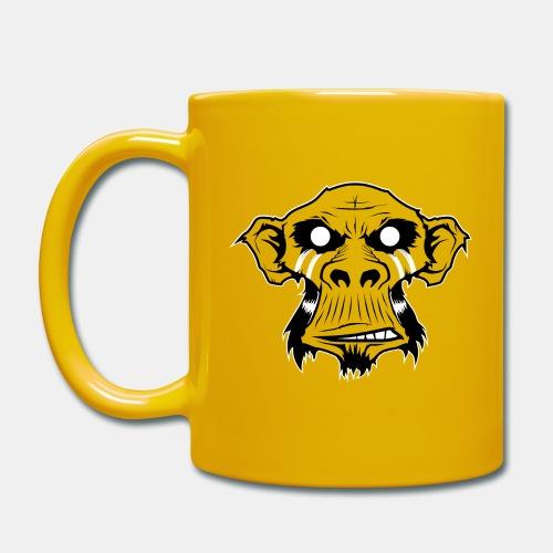 MyMo_Affe_no_red - Tasse einfarbig