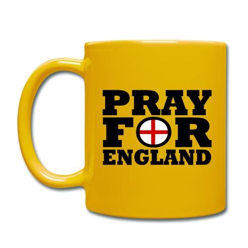 England / Pray For England - Tasse einfarbig