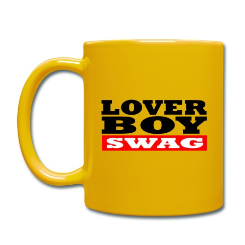 Lover Boy (Swag) - Liebhaber Mann (Beute) - Tasse einfarbig