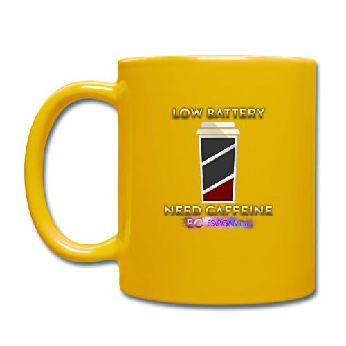 Esva's BRB Low Batt Cup - Full Colour Mug