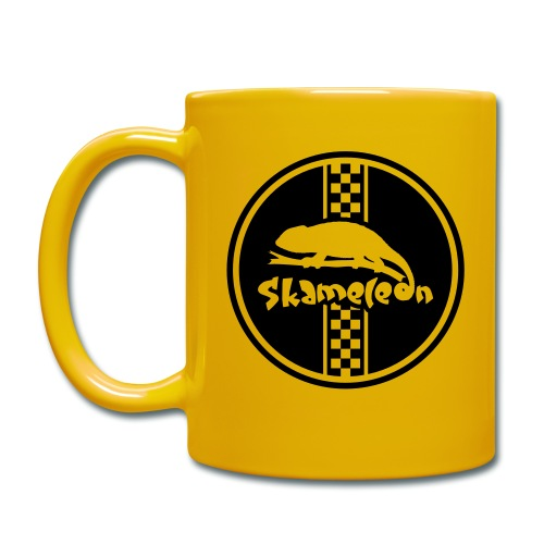 skameleon Logo - Tasse einfarbig